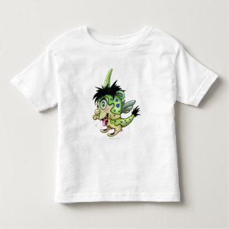 PET BOWIE ALIEN Toddler Fine Jersey T-Shirt