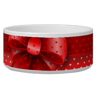Pet Bowl love's present background
