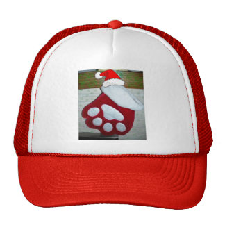 Pet Christmas Stocking Mesh Hats