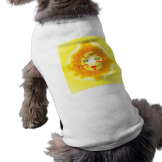 Pet Clothing abstract sun