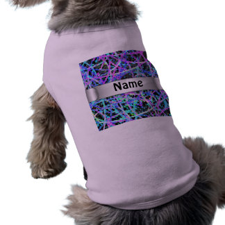 Pet Clothing Informel Art Abstract