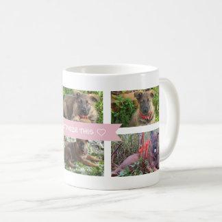 Pet Collage Photo Mug