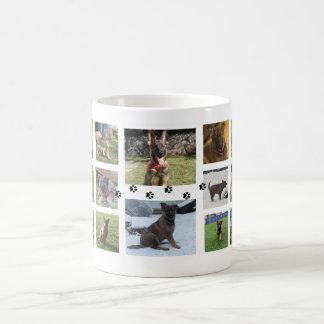 Pet Collage Photo Mug (Round)
