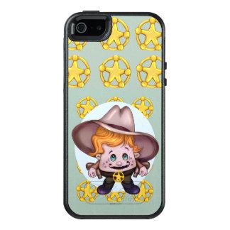 PET COWBOY ALIEN  Apple iPhone SE/5/5s SS