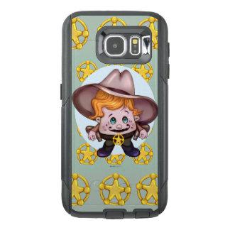 PET COWBOY ALIEN Samsung Galaxy S6 CS