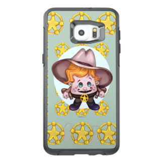 PET COWBOY ALIEN Samsung Galaxy S6 Edge Plus   SS