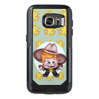 PET COWBOY ALIEN Samsung Galaxy S7 CS