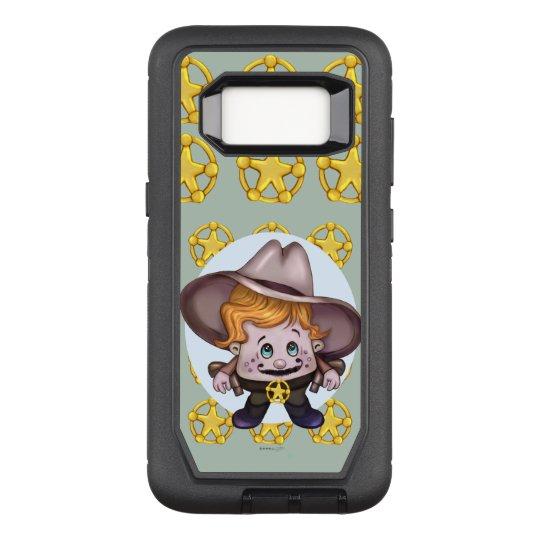 PET COWBOY ALIEN  Samsung Galaxy S8 DS