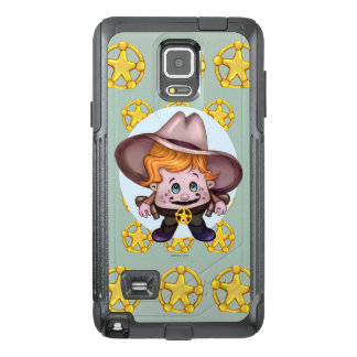 PET COWBOY ALIEN  Samsung Note 4 CS
