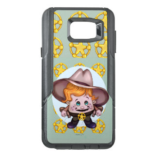 PET COWBOY ALIEN Samsung Note 5