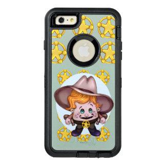 PET COWBOY ALIEN  Symmetry iPhone 6/6s DS