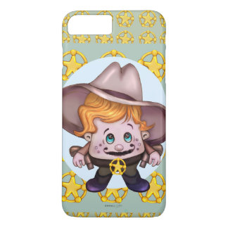 PET COWBOY Apple iPhone 7 Plus iPhone 8 Plus/7 Plus Case