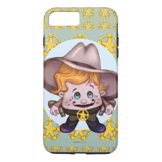 PET COWBOY Apple iPhone 7 Plus TOUGH iPhone 8 Plus/7 Plus Case