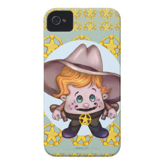 PET COWBOY iPhone 4  BT iPhone 4 Covers
