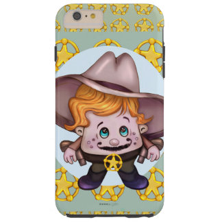 PET COWBOY iPhone 6/6s Plus    Tough Tough iPhone 6 Plus Case