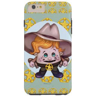 PET COWBOY iPhone / iPad case 2 Tough