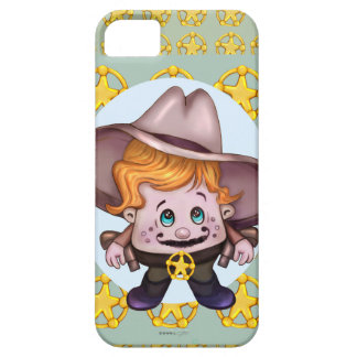 PET COWBOY iPhone SE + iPhone 5/5S   BT Case For The iPhone 5