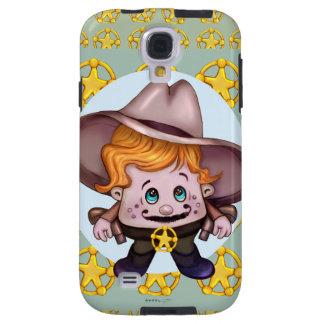 PET COWBOY Samsung Galaxy S4 TOUGH Galaxy S4 Case