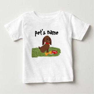 Pet dog puppy kids t-shirt