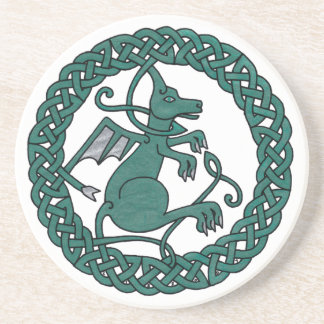 Pet Dragon coasters