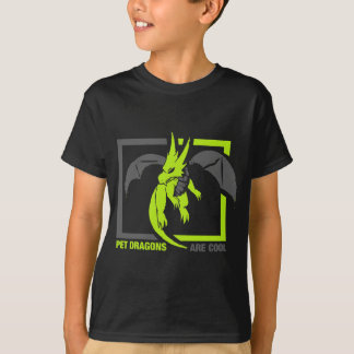 Pet Dragons Are Cool T-Shirt