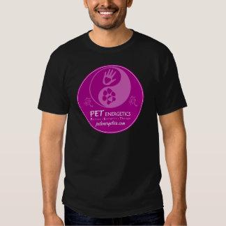 Pet Energetics clothing T-shirts