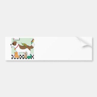 Pet Group Bumper Sticker