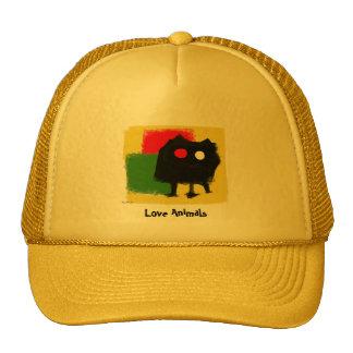 Pet Trucker Hats