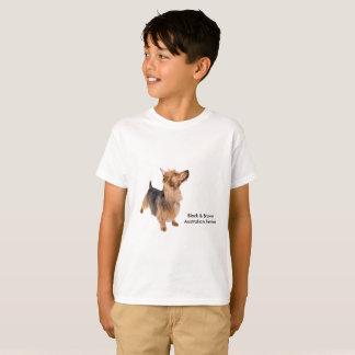 Pet image for Kids'-T-Shirt-White T-Shirt