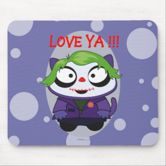 PET JOKER  ALIEN MONSTER MOUSE PAD