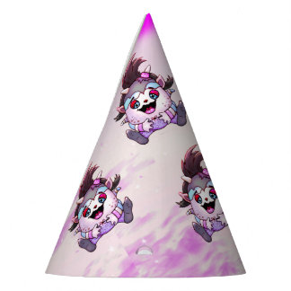 PET JOLY MONSTER PARTY HAT