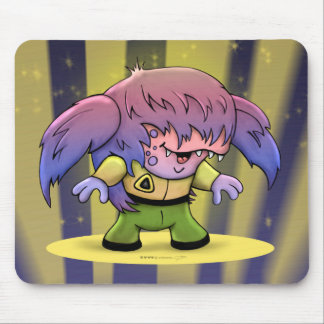 PET KIRKY CUTE ALIEN MONSTER MOUSE PAD