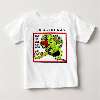 PET LIZARD TODDLER T-SHIRT