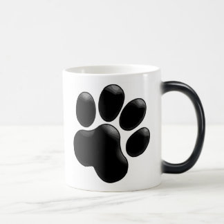 Pet Lover! Paw Print Mug