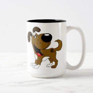 Pet Lovers! Two-Tone Mug