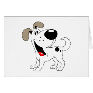 Pet Lovers! Pup Greeting Card