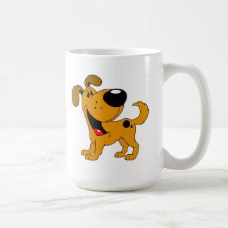 Pet Lovers! Pup Basic White Mug