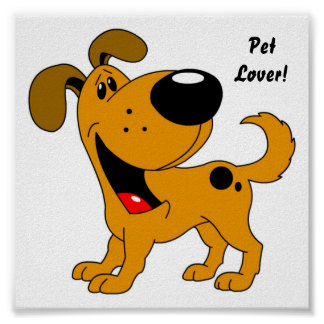Pet Lovers! Pup Print