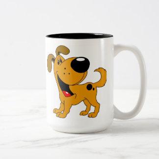 Pet Lovers! Pup Two-Tone Mug