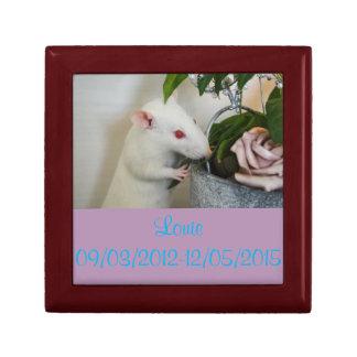 Pet Memorial Gift Box
