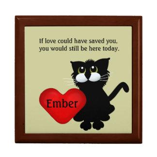 Pet Memorial Treasure Keeper Box Gift Box