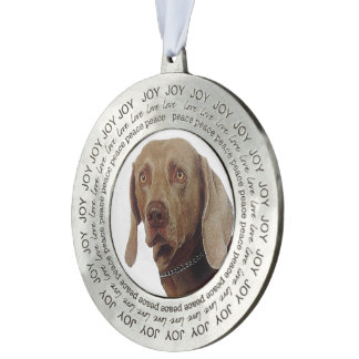 Pet Owner Pewter Ornament Template Round Pewter Christmas Ornament