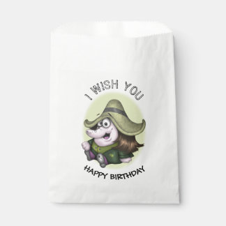 PET PEPE CUTE  CARTOON  bag White Favor