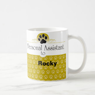 Pet Personal Assistant Coffee Mug