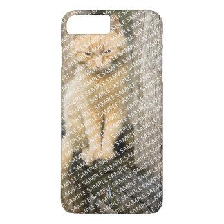 Pet Portrait Photograph Gift Template iPhone 8 Plus/7 Plus Case