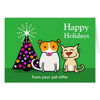 Pet Professional's Holiday Card