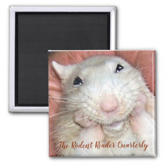 Pet Rat Bridget Magnet