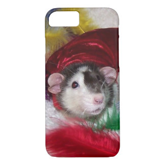 Pet Rat Oreo iPhone 7 Case