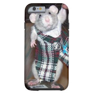 Pet Rat Ruby iPhone 6 case