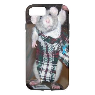 Pet Rat Ruby iPhone 7 case